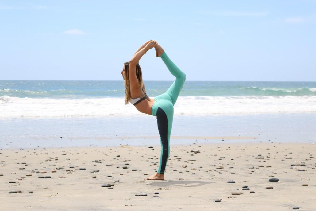 Super Sister Fitness Yoga Challenge